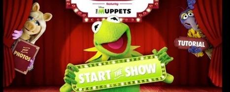 Calma tu dolor con las tiritas en Realidad Aumentada de los Muppets | Realidad aumentada | Scoop.it