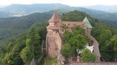 Les travaux s'achèvent au donjon du Haut-Koenigsbourg - France 3 Alsace | Evénements patrimoine | Scoop.it