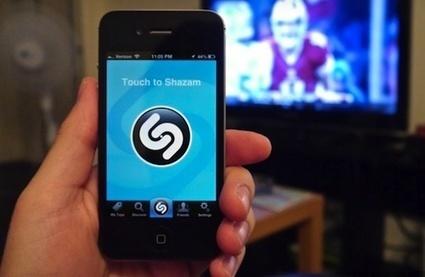 Shazam change pour plaire aux investisseurs | Innovation & Technology | Scoop.it