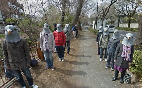 13 bizarre Google Street View photos that will leave you confused | INTRODUCTION TO THE SOCIAL SCIENCES DIGITAL TEXTBOOK(PSYCHOLOGY-ECONOMICS-SOCIOLOGY):MIKE BUSARELLO | Scoop.it