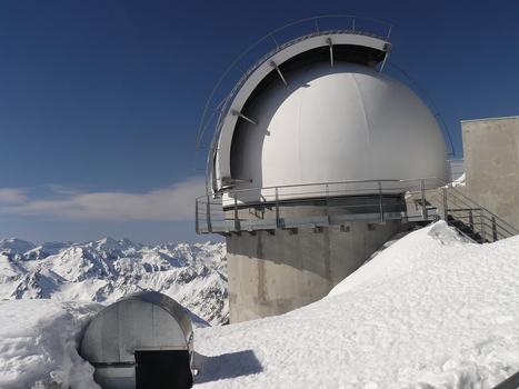1 mètre de neige au Pic du Midi | Revue de Presse du Grand Tourmalet Pic du Midi | Scoop.it