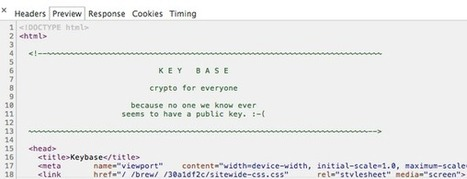 Tweet from @0xabad1dea | ASCII Art | Scoop.it