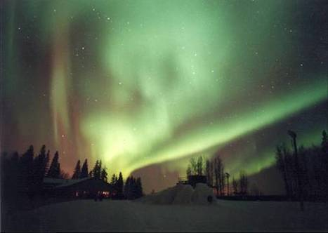 High Level Hotels in Alberta: Look up: Northern Lights May Be Brighter this Fall, says NASA | Travel | Scoop.it