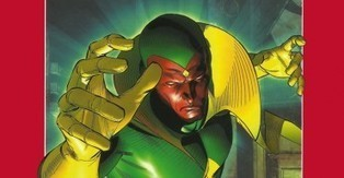 Marvel's Mightiest Heroes Vol 42 - The Vision Review | Fortress of Solitude | Scoop.it