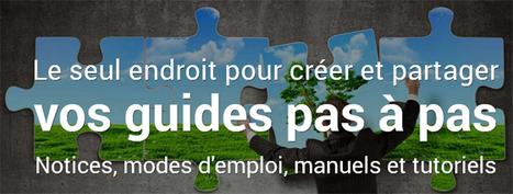 3 outils pour créer et partager gratuitement des tutoriels | | TUICE_Université_Secondaire | Scoop.it