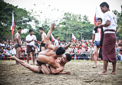 For love of the fight - Myanmar Times | Traditional Games and Ethnosport | Scoop.it