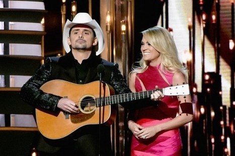 Brad Paisley, Carrie Underwood Returning for 2016 CMA Awards | Country Music Today | Scoop.it