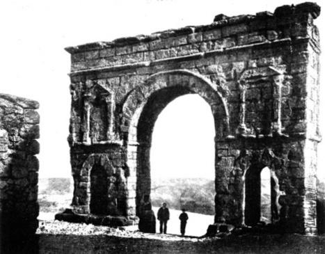Arco de Medinaceli.   Curious World   Scoop.it