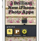 3 Brilliant New iPhone Photography Apps - Babble | Life Matters - Beyond Scrapbooking techniques | Scoop.it