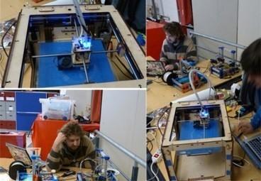 Makers : une nouvelle révolution industrielle ?   Le développement du Coworking et des FabLab, une nouvelle façon d'entreprendre et d'innover!   Scoop.it