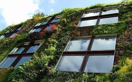 15 Living Walls, Vertical Gardens & Sky Farms | iMobileHomes - Interior Gardens for Air Quality | Scoop.it