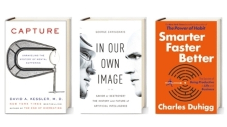 New Books Explore Breaking Habits, AI, Productivity and Enlightenment | Books, Photo, Video and Film | Scoop.it