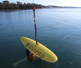 Deep Green Power Plant Taps Low-Velocity Tidal Energy With Underwater Kites | Green Energy | Scoop.it