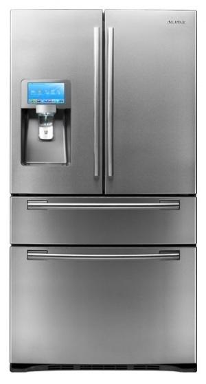 Le frigo avec une tablette Androïd... Une vraie inovation ? (en italien) | Sujets Religieux | Scoop.it