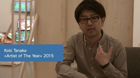 "Koki Tanaka - Deutsche Bank ""Artist of the Year"" 2015 (26.3.-25.5.2015) - YouTube 