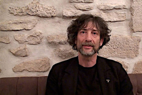 Neil Gaiman : lecture, imagination et bibliothèque, notre avenir | bib on web | Scoop.it