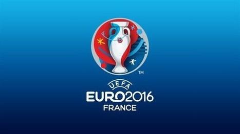 Le logo de l'Euro 2016 est connu | Coté Vestiaire - Blog sur le Sport Business | Scoop.it