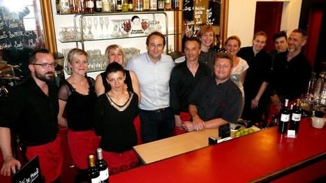 Jean Lissague : le vigneron qui relance «l'esprit du vieux bistrot d'époque» | Le vin quotidien | Scoop.it
