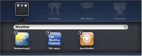 iPad Tips And Tricks | 100 Essential | TCGeeks | IPAD, un nuevo concepto socio-educativo! | Scoop.it