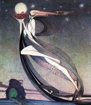 Artist Interrupted   Illustrator: Kay Nielsen -   Vintage & images   Scoop.it