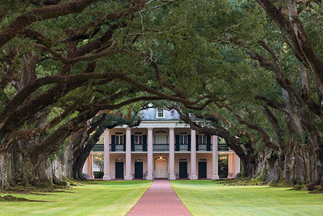 Around the world in 10 houses | Oak Alley Plantation: Things to see! | Scoop.it