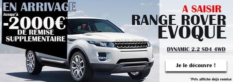 LAND ROVER RANGE ROVER en stock pas cher - Vente, achat RANGE ROVER LAND ROVER - Mandataire auto LAND ROVER | Automobiles JM | automobiles jm | Scoop.it