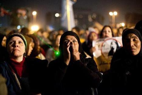 Egypt's treatment of women is intolerabe   Égypt-actus   Scoop.it