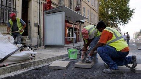 Marseille : des dalles qui dépolluent les quais | Ideas to follow up | Scoop.it