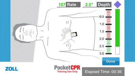 PocketCPR | Heart and Vascular Health | Scoop.it