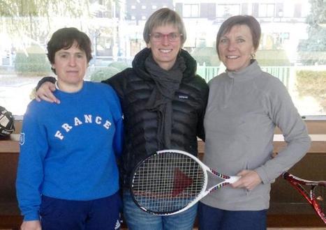 Tennis à Saint-Lary-Soulan. Un club efficace et bien soutenu | Vallée d'Aure - Pyrénées | Scoop.it