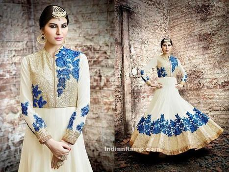 Saheli Couture Long Salwar Kameez Collection 2016-17 for Girls, Indian Fashion | Indian Fashion Updates | Scoop.it