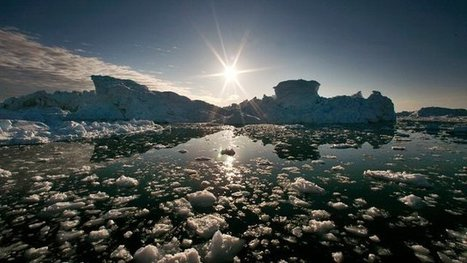 Melting ice sheets changing the way the Earth wobbles on its axis, says Nasa | Nuclear for Climate | Scoop.it