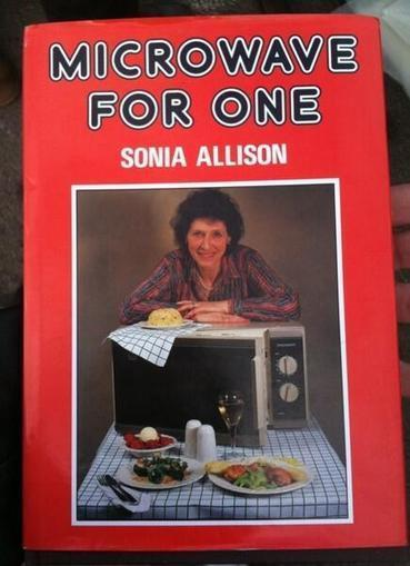 Twitter / singleprob: You guys I wrote a cook book ... | Good Used Books | Scoop.it