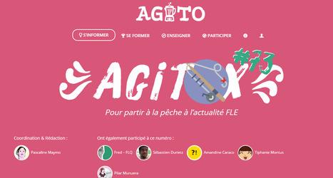 Agitox #73, la pêche à l'actualité FLE | Veille TICE (ressources, infos, etc.) pour les profs de FLE | Scoop.it