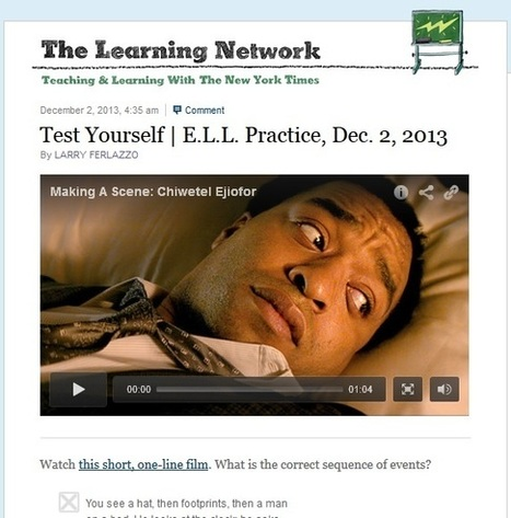 Larry Ferlazzo's Websites of the Day: Quiz Archive | E-Learning and Online Teaching | Scoop.it