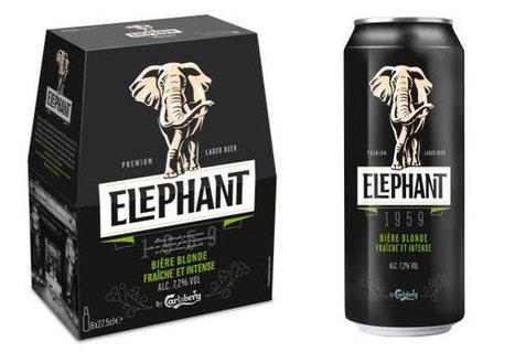 Elephant by Carlsberg disponible en grandes et moyennes surfaces | Malts et Houblons, le site des passionnés de bière et de whisky | Gastronomie et plaisirs gourmands | Scoop.it