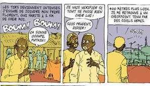 Centrafrique : Didier Kassaï dessine l'horreur au quotidien | Centrafrique | Scoop.it