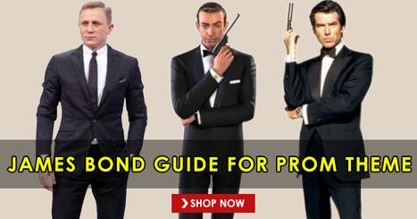 James Bond Ties & Bow Tie Guide | celebrities suits | Scoop.it