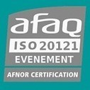 L'évènementiel s'engage dans le développement durable avec la norme ISO 20121 | all of my favorites subjects as those related to music | Scoop.it