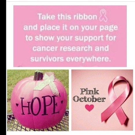 How To Use Social Media To Support Breast Cancer Awareness | 5 Star Social Media Marketing | Scoop.it