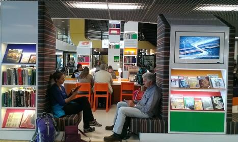 Het einde van de Airport Library - Tenaanval   trends in bibliotheken   Scoop.it