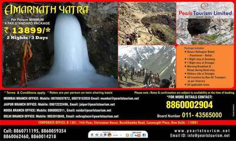 Amarnath yatra 2013 | East India Tour Package| East India holidays packages| East India tourism Package | Scoop.it