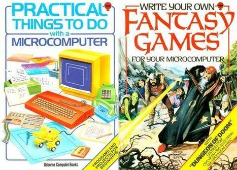 De vieux livres de programmation en téléchargement ! » Le Mag de MO5.COM | [FTH]-NEWS | Scoop.it