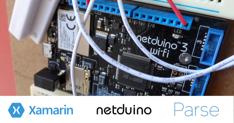 Pushing with Parse from Netduino to Xamarin.Forms | Arduino, Netduino, Rasperry Pi! | Scoop.it