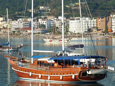 Why Choose September and October for Gulet Cruising | Yacht Charter & Blue Cruise Destinations | Scoop.it