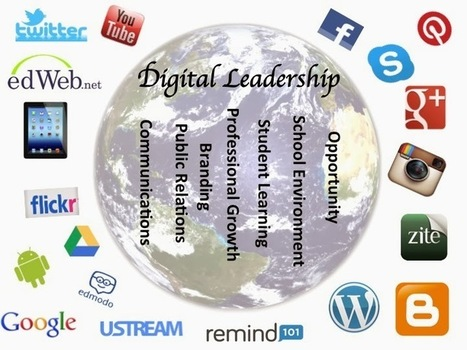 A Principal's Reflections: Why Digital Leadership? #digilead | Educ8 Tech | Scoop.it