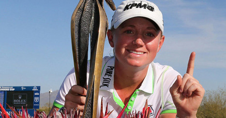 LPGA : Lewis claims top ranking after win | Golf2013 | Scoop.it