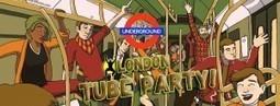 London Bubble Tube Party ..London Bubble Tube Party  ....London Bubble Tube Party!!!! | Positive Collective Social Action | Scoop.it