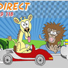 Toddlers Recreational Riding Cars