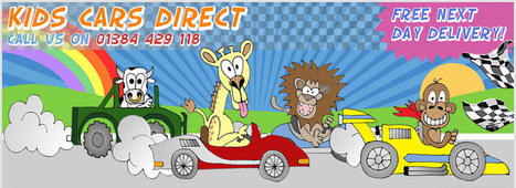 Kid Cars Direct From UK | Toddlers Recreational Riding Cars | Scoop.it